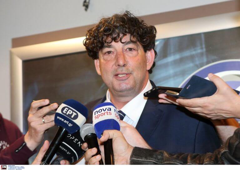 Γαλατσόπουλος: «Έχουμε πρωτάθλημα. Εκτιμώ ότι θα κατέβει ο Ολυμπιακός»