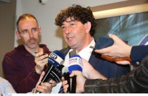 Γαλατσόπουλος μέσα στον ΕΣΑΚΕ: «Θα δηλώσει κώλυμα ο Αναστόπουλος»