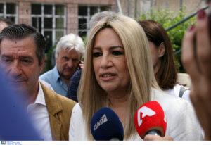 Γεννηματά: Ο Τσίπρας ηττήθηκε και αποδείχθηκε χορηγός της Δεξιάς