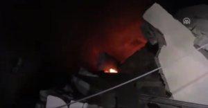 Γάζα: Το Ισραήλ βομβάρδισε το τουρκικό πρακτορείο ειδήσεων Anadolu! VIDEO