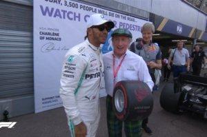"""F1: """"Έλαμψαν"""" Χάμιλτον και Mercedes στο Μονακό! Στον Βρετανό η pole position"""