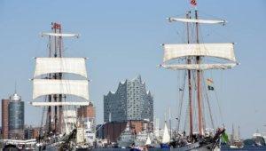 Αμβούργο: Γιορτάζει τα 830 χρόνια ζωής του λιμανιού του!