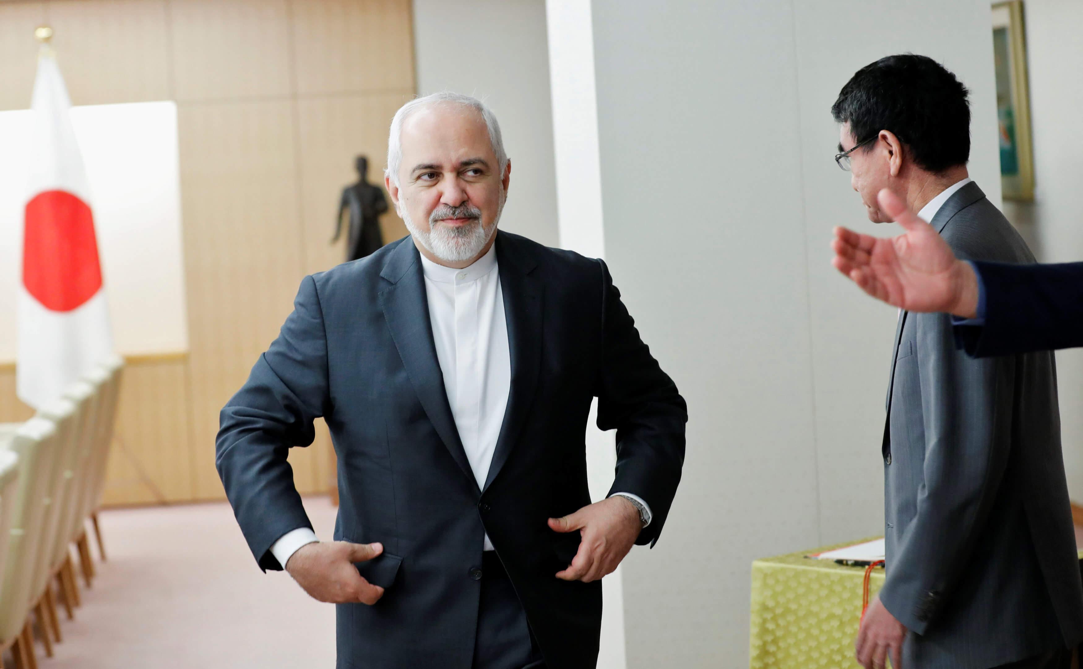 Ο Ιρανός ΥΠΕΞ