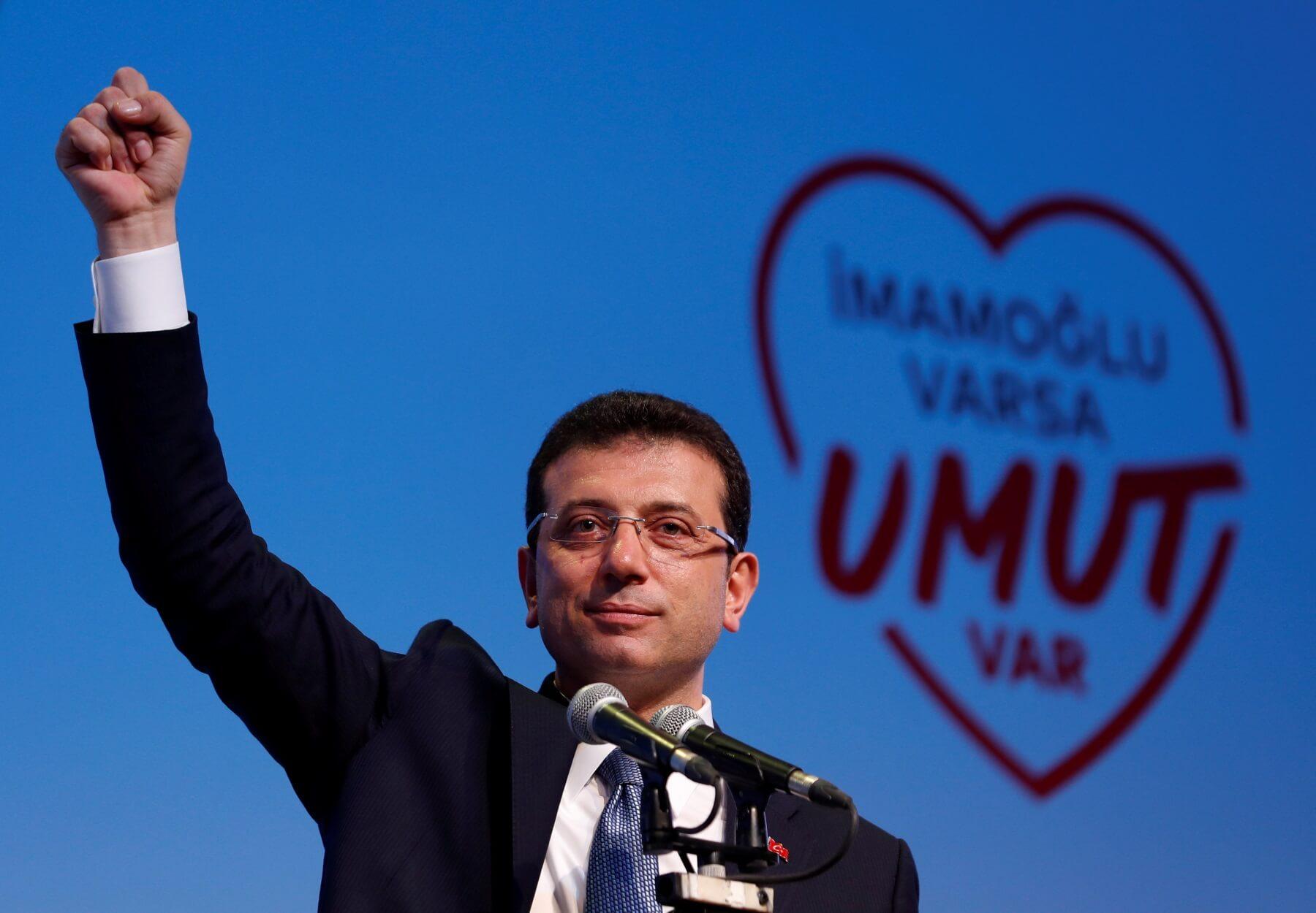 Κωνσταντινούπολη: Μπροστά ο Ιμάμογλου ενόψει των επαναληπτικών δημοτικών εκλογών!