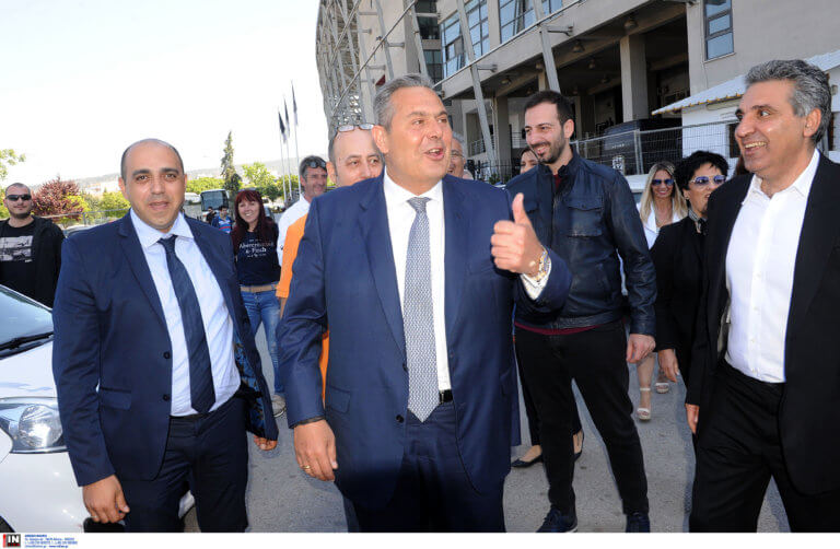 """Γήπεδο ΠΑΟΚ – Καμμένος: """"Να έρθει προς ψήφιση πριν τις εθνικές εκλογές"""""""