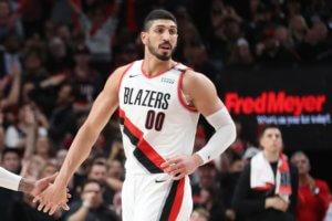 """NBA: Ρίχνει """"μαύρο"""" η τουρκική τηλεόραση στους τελικούς λόγω Καντέρ"""