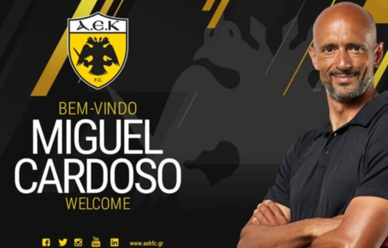 ΑΕΚ – Καρντόσο: Το πρώτο «κιτρινόμαυρο» μήνυμα του νέου προπονητή!