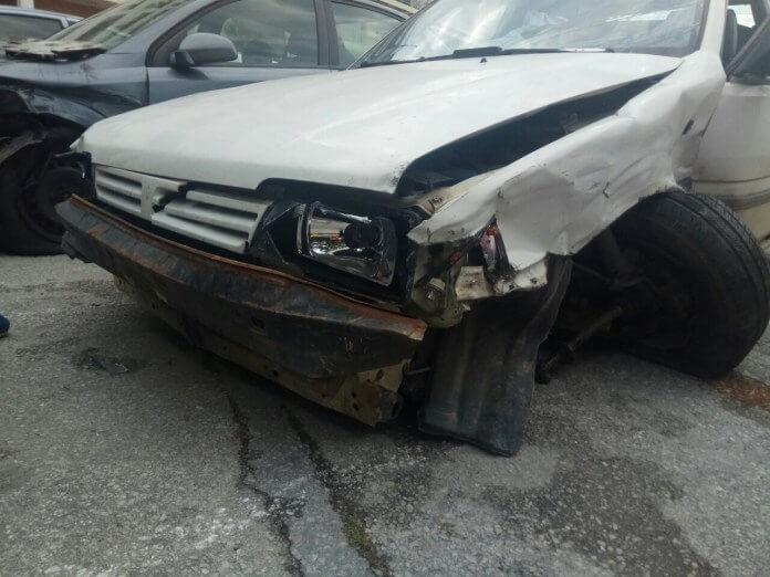 Σέρρες: Εμβόλισαν αυτοκίνητο της Αστυνομίας και πήδηξαν στο ποτάμι!