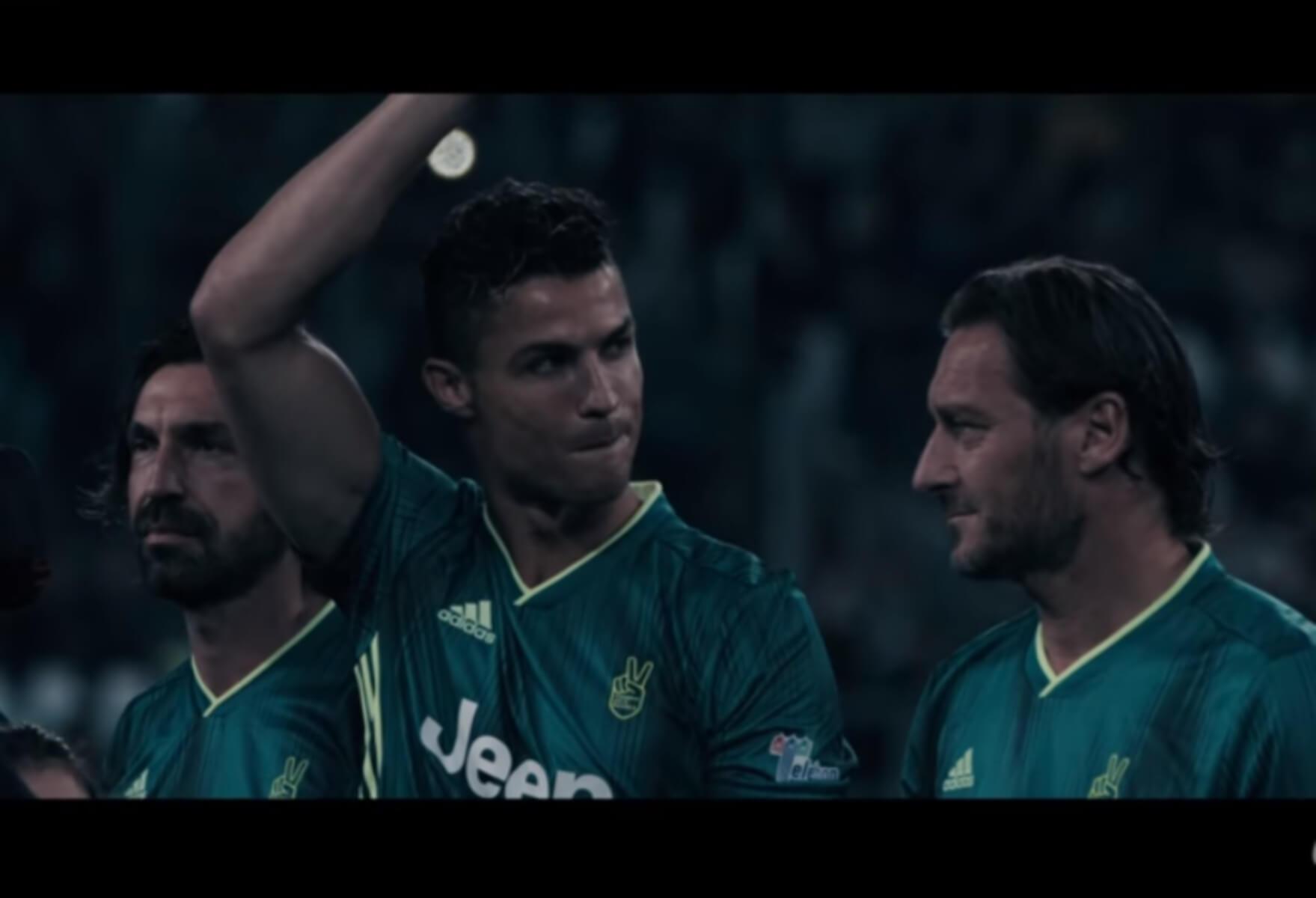 Κριστιάνο Ρονάλντο, Τότι, Πίρλο και Φέτελ έπαιξαν μπάλα για… καλό σκοπό! Video, pics
