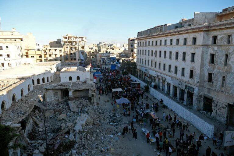 Λιβύη: Βασιλεύουν ο φόβος και ο τρόμος!
