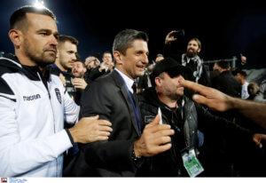 """ΠΑΟΚ – Λουτσέσκου: """"Κερδίσαμε το πρωτάθλημα για 2η φορά στο γήπεδο"""""""