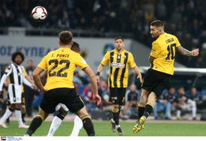 Τελικός Κυπέλλου Ελλάδας: ΠΑΟΚ – ΑΕΚ 1-0 ΤΕΛΙΚΟ! Νταμπλούχος ο Δικέφαλος του Βορρά