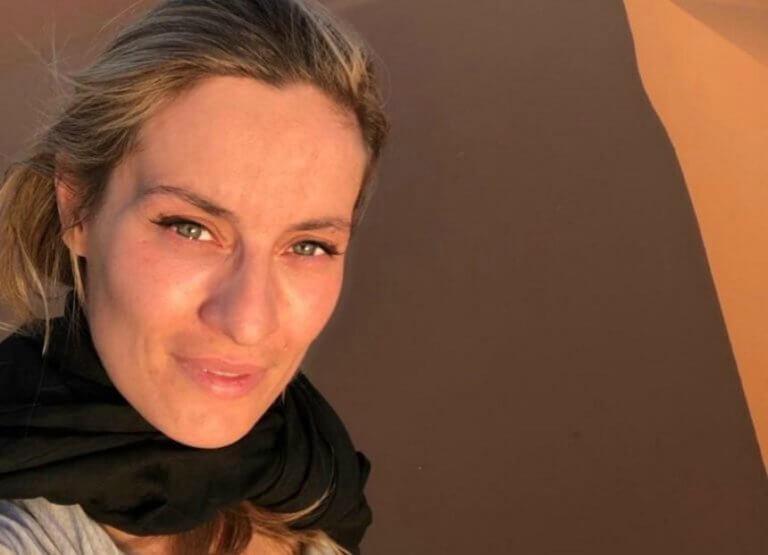 Ελεονώρα Μελέτη: Η βόλτα στην έρημο Σαχάρα μαζί με τον Θοδωρή Μαροσούλη