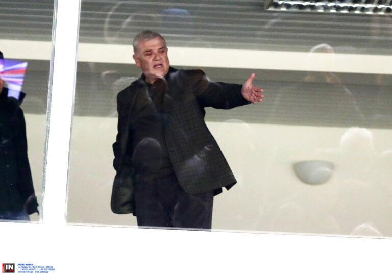 ΑΕΚ: Στα γραφεία της ΕΠΟ ο Μελισσανίδης!