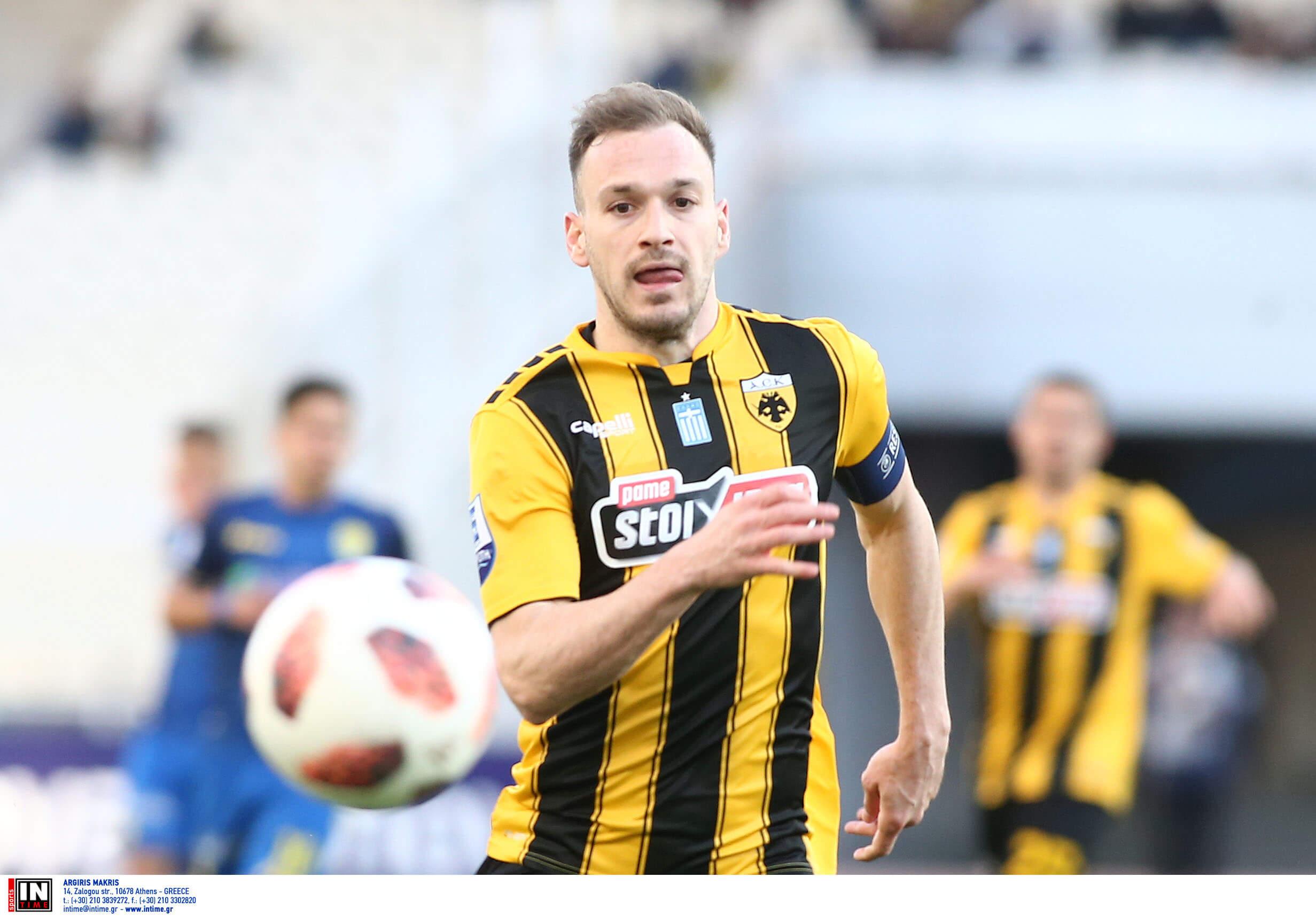 """Μπακάκης: """"Ευλογημένοι και τυχεροί αυτοί που θα μπουν στο νέο γήπεδο της ΑΕΚ"""" (video)"""