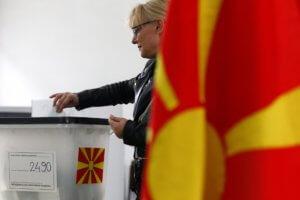 Βόρεια Μακεδονία: Έκλεισαν οι κάλπες – Βγαίνει ο νέος Πρόεδρος της χώρας!