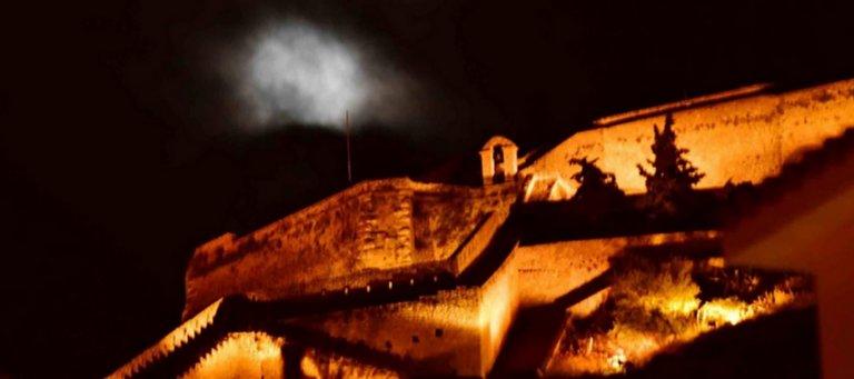 """Ναύπλιο: Συννεφιασμένο το """"Φεγγάρι του Λουλουδιού""""!"""