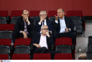 Ολυμπιακός: Καμία εξέλιξη με την Αδριατική Λίγκα