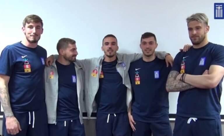 "Europa League: Στο πλευρό του Παπασταθόπουλου οι διεθνείς! ""Σωκράτη, το κύπελλο είναι δικό σου"""