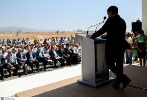 Τις εγκαταστάσεις του νέου αεροδρομίου Ιωαννίνων επιθεωρεί ο Αλέξης Τσίπρας