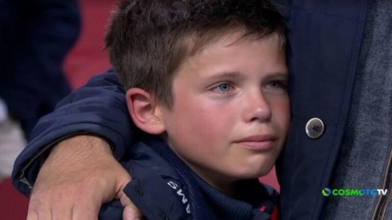 Άγιαξ – Τότεναμ: «Πλάνταξαν» στο κλάμα οι Ολλανδοί! «Χαμός» στις παμπ του Λονδίνου