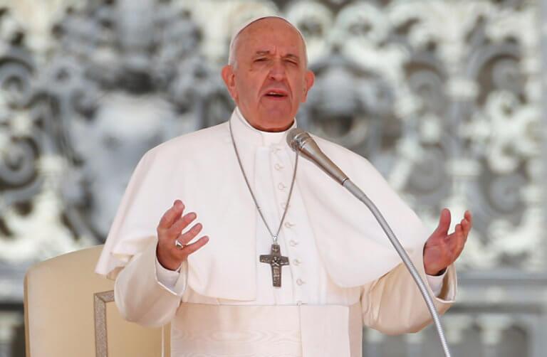 Βόρεια Μακεδονία και Βουλγαρία επισκέπτεται ο Πάπας Φραγκίσκος