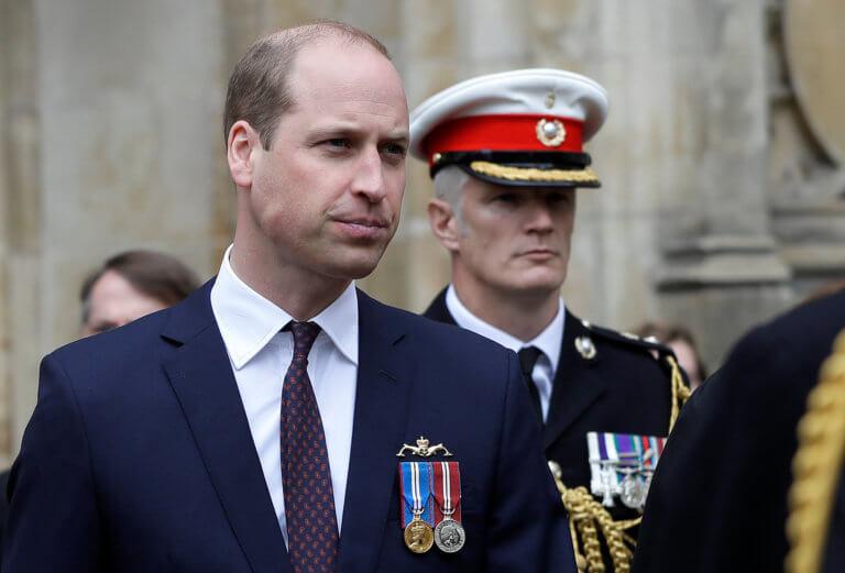 Οι προσπάθειες του πρίγκιπα Ουίλιαμ για την αντιμετώπιση της κλιματικής αλλαγής