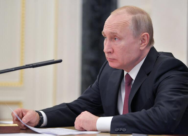 Ενδεχόμενο συνάντησης Πούτιν με Πομπέο στο Σότσι