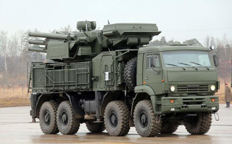 Το ρωσικό σύστημα αεράμυνας που έχει γίνει…σουρωτήρι από το Ισραήλ στη Συρία [vid]