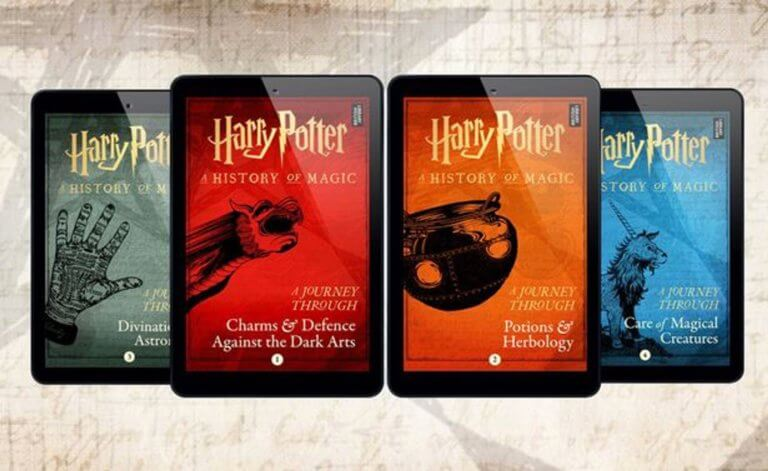 Harry Potter: Τέσσερις νέες ιστορίες του βγαίνουν τον Ιούνιο!
