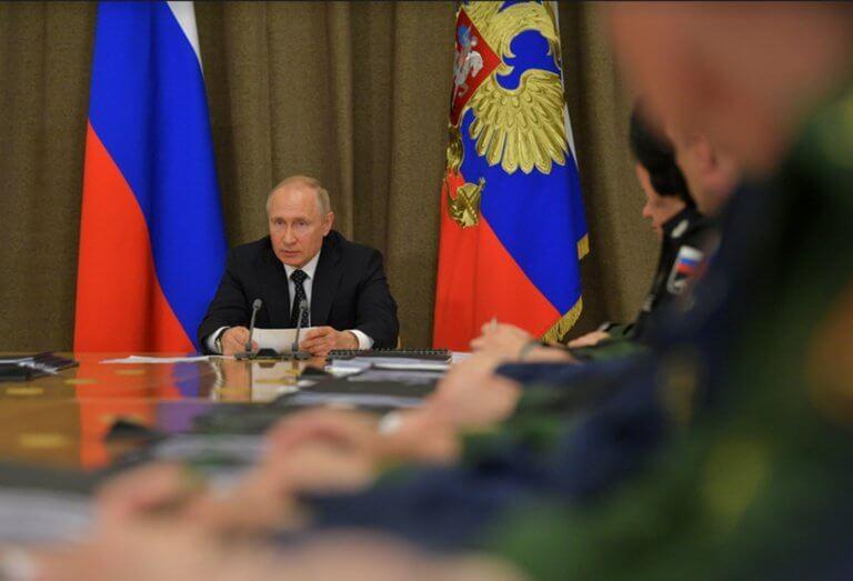 Πούτιν: Προτιμώ να συνεργάζομαι με την Τουρκία παρά με την Ευρώπη