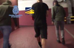 Η στιγμή της σύλληψης του Ραούλ Μπράβο! video