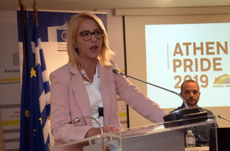 Περιφερειακές εκλογές 2019 – Ρένα Δούρου: Αυτοί είναι οι τρεις πυλώνες για την επόμενη θητεία!