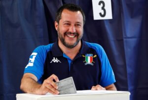 Ευρωεκλογές 2019 – Ιταλία: Πρώτο κόμμα η Λέγκα του Σαλβίνι!