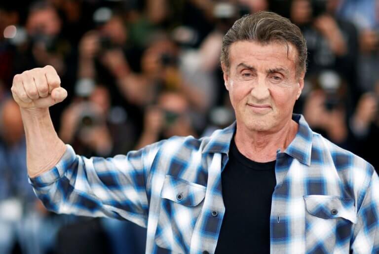 """Σταλόνε: Μιλάει για Rocky, Rambo και… τον """"Εξολοθρευτή"""" Σβαρτσενέγκερ! Video"""
