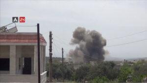 Συρία - Ιντλίμπ