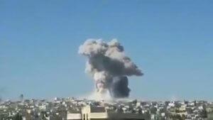 Συρία: Δεκάδες παιδιά σκοτώθηκαν από επιδρομές των δυνάμεων του Άσαντ στην Ιντλίμπ!