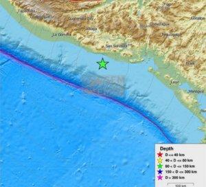 Ελ Σαλβαδόρ: Σεισμός 6,6 βαθμών – Προειδοποίηση για τσουνάμι!