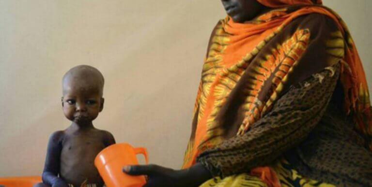Σομαλία: Νέα ανθρωπιστική κρίση – Πάνω από 1 εκατ. παιδιά κινδυνεύουν από πείνα!