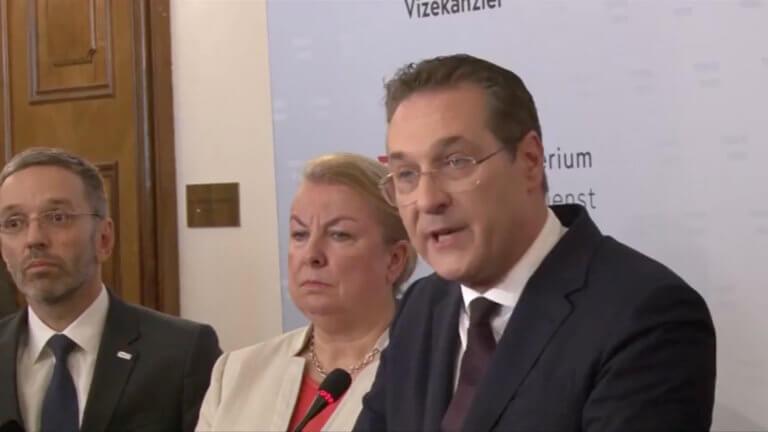 Σκάνδαλο στην Αυστρία: Αρνείται κάθε εμπλοκή Μόσχα και Μακάροφ