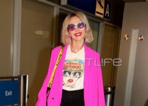 Τάμτα: Η επιστροφή στην Ελλάδα μετά τη Eurovision και τα χαμόγελα στο αεροδρόμιο! [pics]