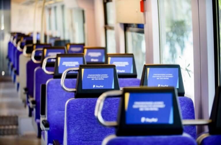 Αθήνα – Λάρισα σε 2 ώρες και 29 λεπτά – Αυτό είναι το τρένο που μειώνει τις αποστάσεις [pics, video]