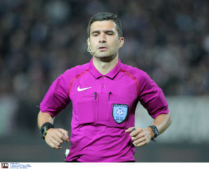 Επιτέθηκαν στον διαιτητή Τσαμούρη! Νέο «χτύπημα» στο ελληνικό ποδόσφαιρο