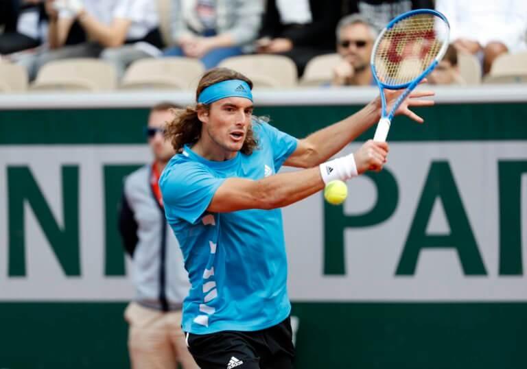 Τσιτσιπάς: Με Ξενοφάνη «πανηγύρισε» τη νέα νίκη στο Roland Garros