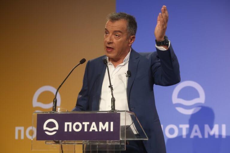 Ευρωεκλογές 2019 – Θεοδωράκης: Το Ποτάμι θα είναι η θετική έκπληξη!