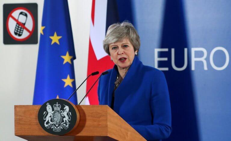 Brexit: Βρήκαν φόρμουλα συνεννόησης Τερέζα Μέι – Εργατικοί!
