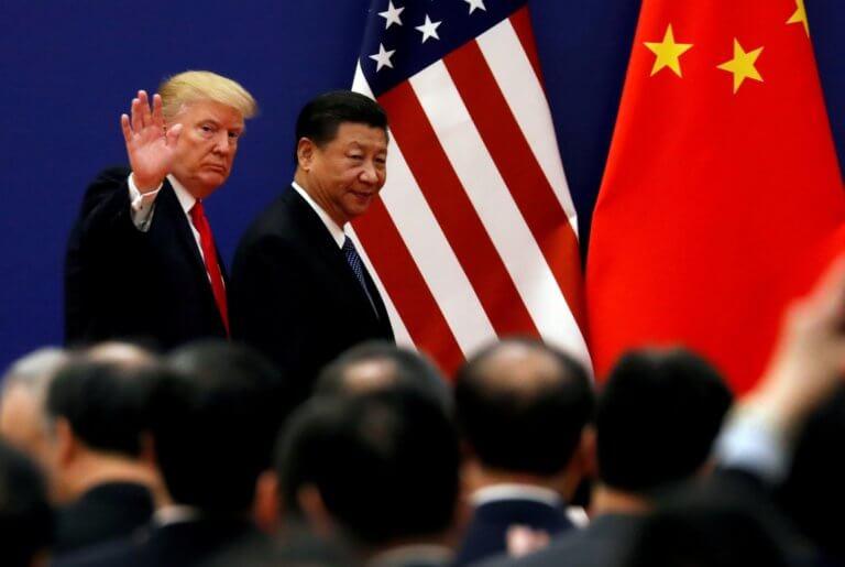 Μαίνεται ο εμπορικός πόλεμος ΗΠΑ – Κίνας! «Τρέμουν» οι παγκόσμιες αγορές