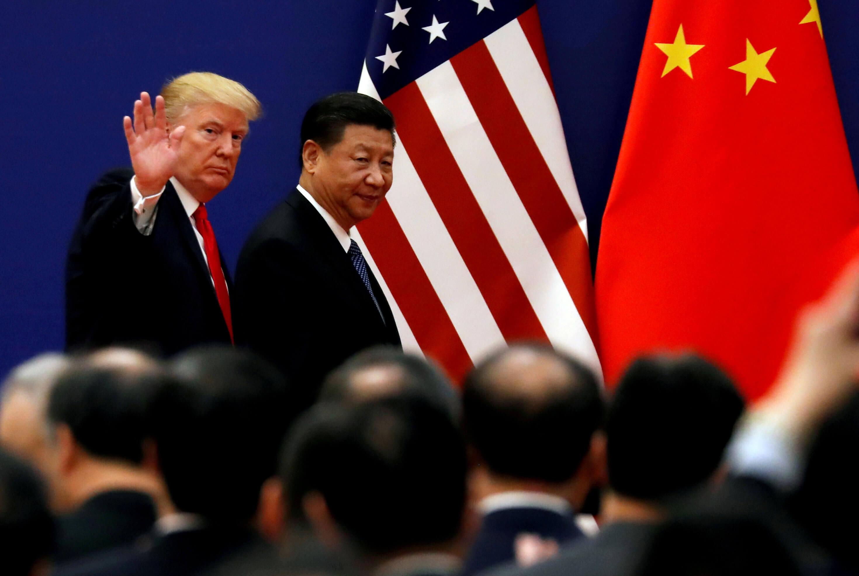 Συμφωνία ΗΠΑ - Κίνας