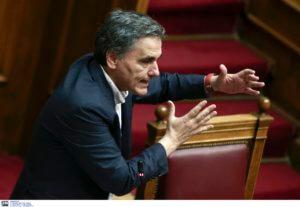 Τσακαλώτος: Απάντηση με ειρωνείες στην κριτική για προεκλογικά μέτρα