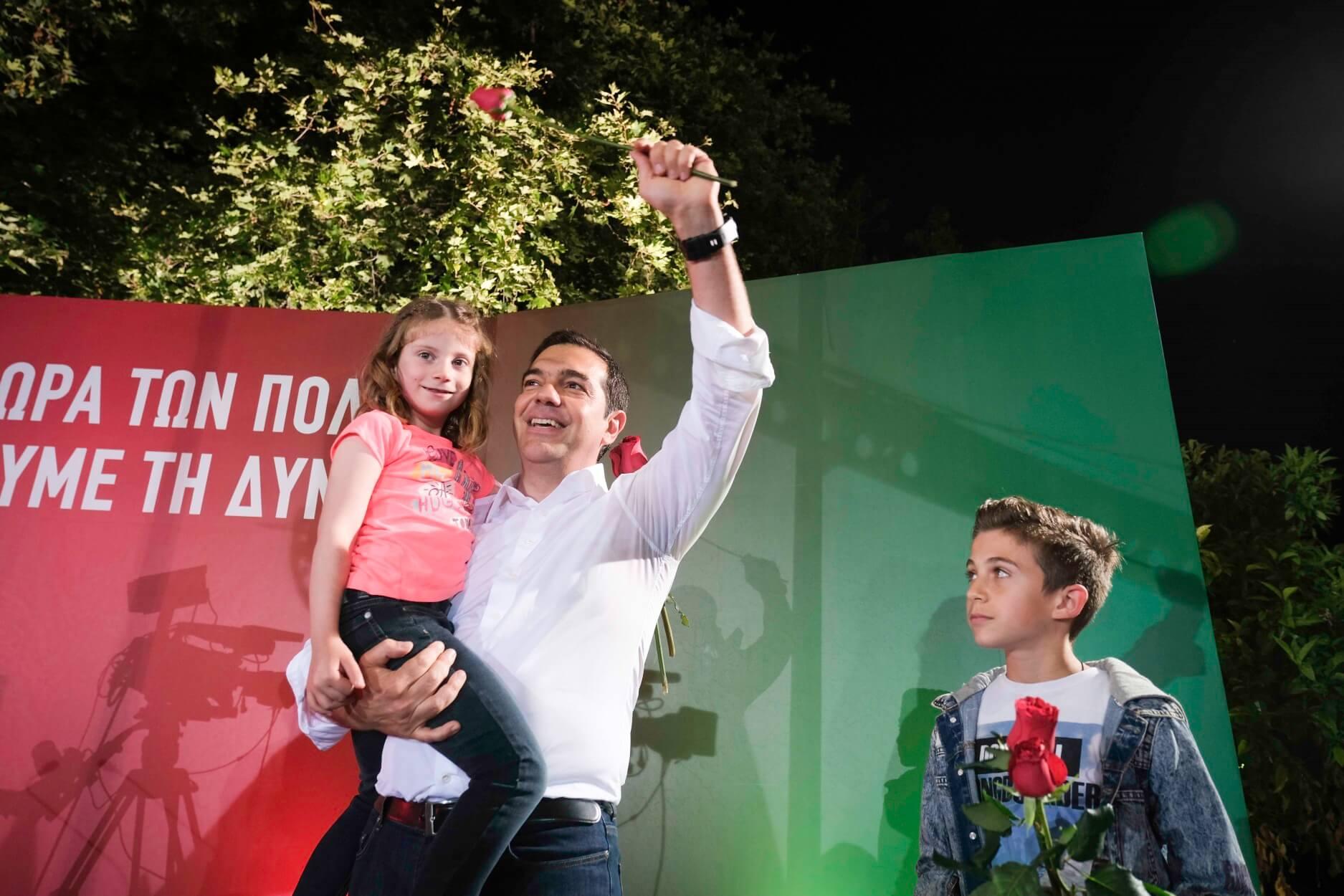 """Ευρωεκλογές 2019 – Τσίπρας στον Πειραιά: """"Tο πείραμα της μετα – δημοκρατίας απέτυχε""""!"""